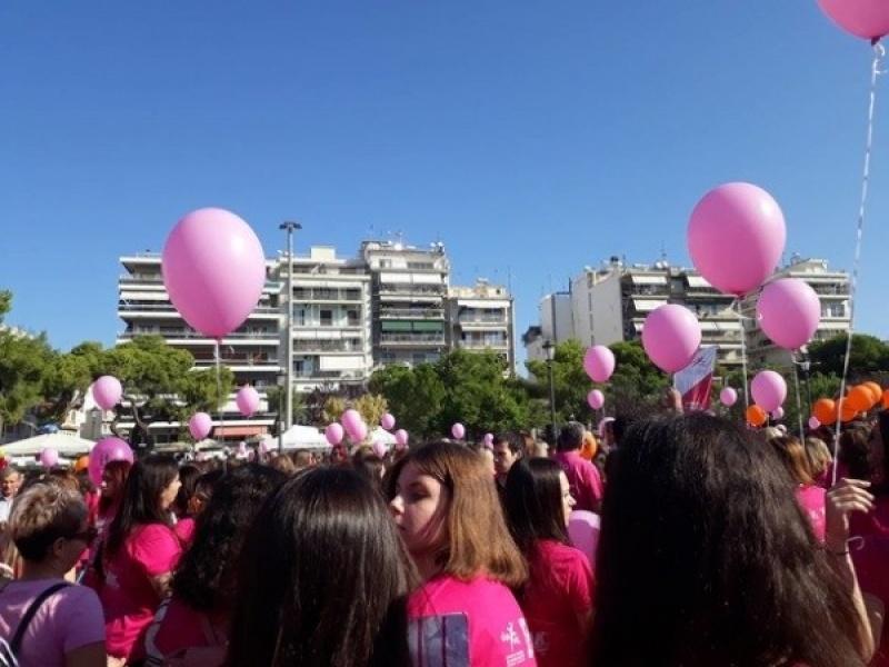 Στους ρυθμούς του Pink the City η Πάτρα!