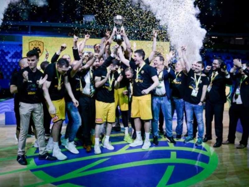 ΑΕΚ - Φλαμένγκο 86-70: Παγκόσμια