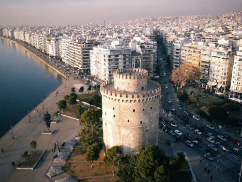 Πεζοδρομείται κεντρική οδός της Θεσσαλονίκης