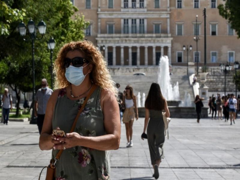 Κορωνοϊός: Νέα μέτρα στην Αττική – Υποχρεωτική μάσκα και σε ανοιχτούς χώρους