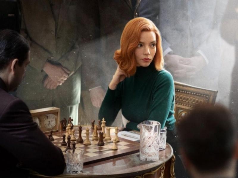 «Το Γκαμπί της Βασίλισσας»: Τα ρεκόρ της σειράς-φαινόμενο -Οι πωλήσεις σκακιέρας...