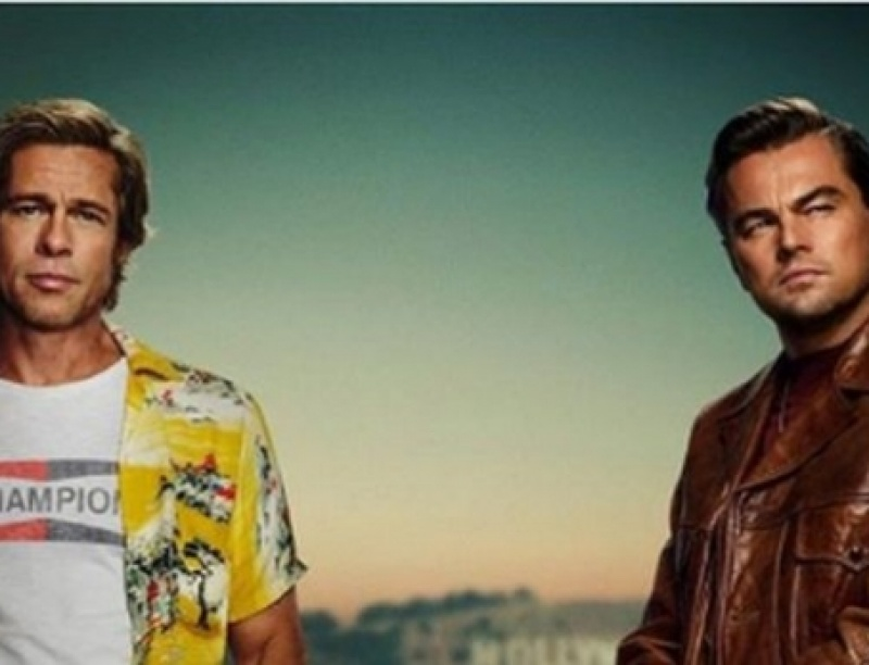 Once Upon A Time In Hollywood: Μπράντ Πιτ και Ντι Κάπριο στη νέα ταινία του Ταρα...