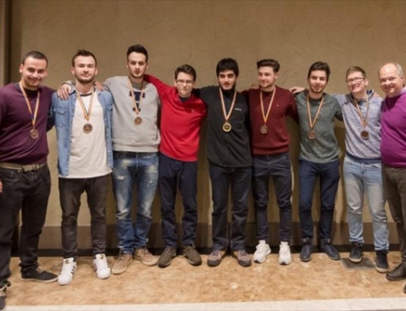Μαθηματική Ολυμπιάδα ΝΑ Ευρώπης: Πέντε χρυσά μετάλλια για Έλληνες φοιτητές