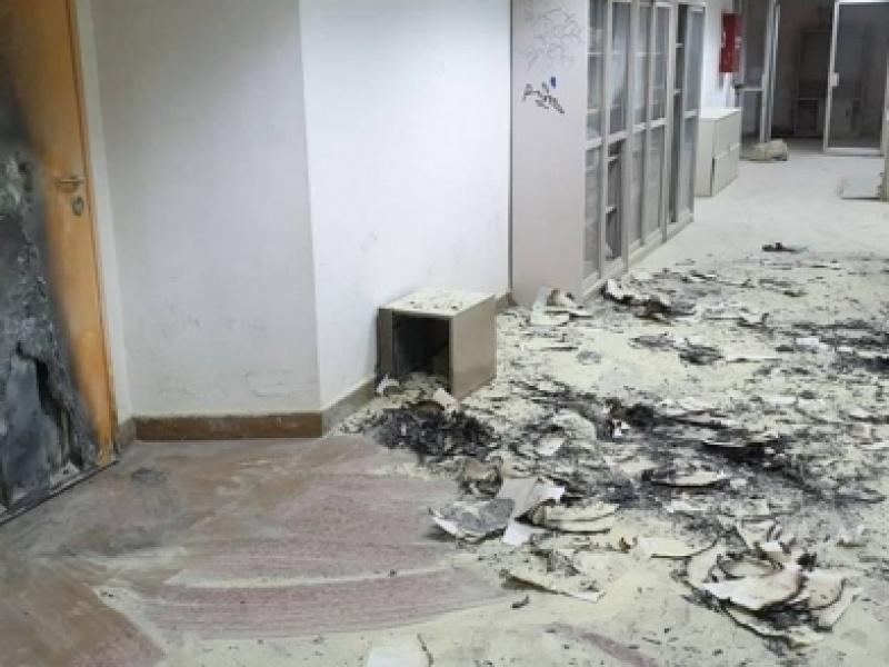 Θεσσαλονίκη: Νέοι βανδαλισμοί στο ΑΠΘ