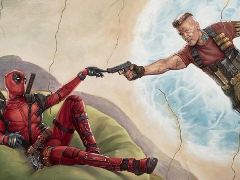10 λόγοι που το Deadpool 2 παίζει να 'ναι καλύτερο απ' το πρώτο!