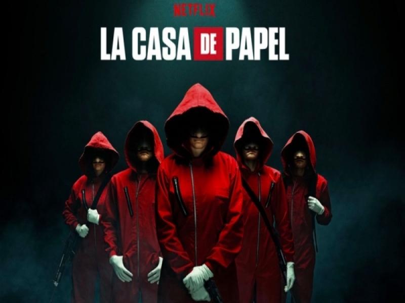 Η 3η σεζόν του La Casa de Papel είναι επιτέλους διαθέσιμη στο Netflix, let the κ...