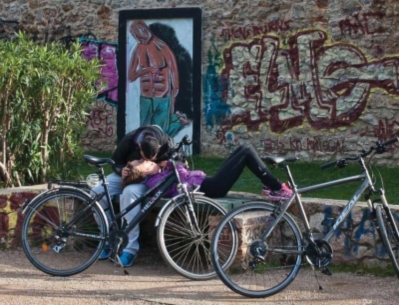 Ποδηλατάδα στην Αθήνα