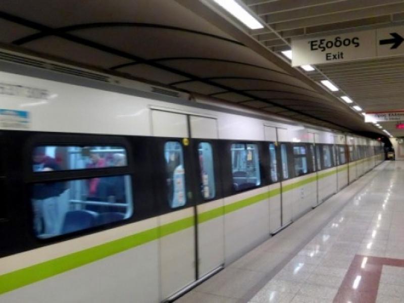 Στάσεις εργασίας στο μετρό την Παρασκευή
