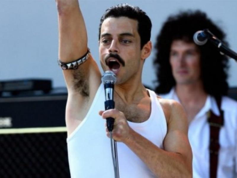 Η κινηματογραφική ανάσταση του Freddie Mercury στο πρώτο της trailer