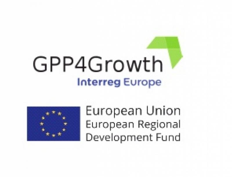 4η Συνάντηση Ενδιαφερόμενων Μερών του έργου GPP4Growth στο Συνεδριακό Κέντρο Παν...