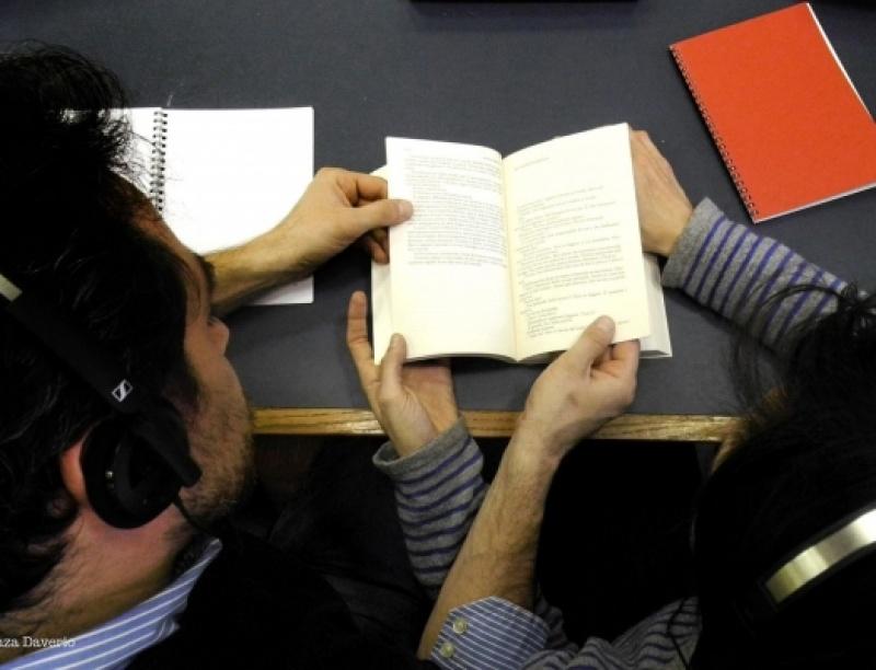 Τhe Quiet Volume: Ant Hampton & Tim Etchells στο Κέντρο Πολιτισμού Ίδρυμα Σταύρο...