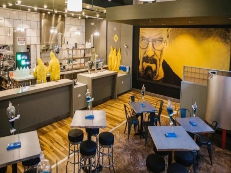 Θα πήγαινες να φας στο εστιατόριο του Breaking Bad;