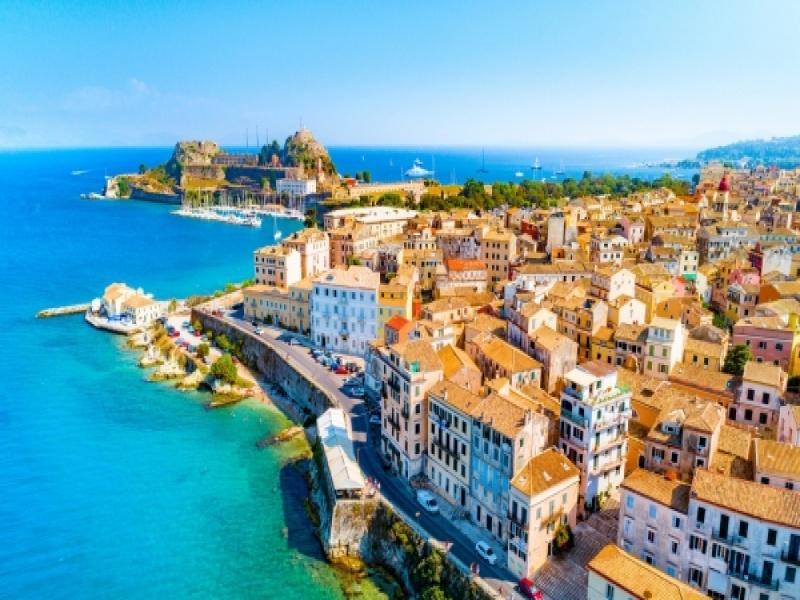Κέρκυρα και Πρέβεζα στα 20 πιο ασφαλή μέρη της Ευρώπης για καλοκαιρινές διακοπές...