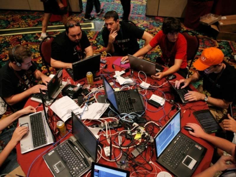 Η μεγάλη διεθνής σύναξη των χάκερ