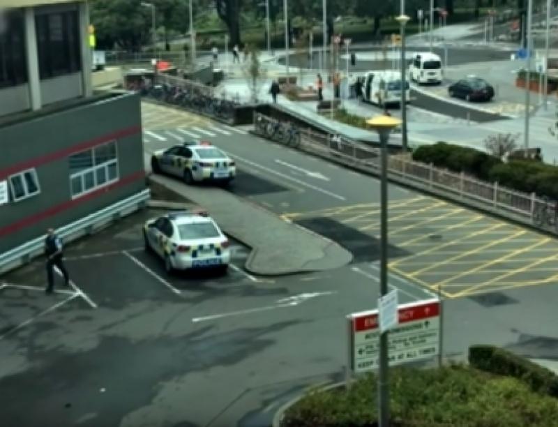 Mακελειό στη Ν. Ζηλανδία – Φονική τρομοκρατική επίθεση με πολλά θύματα