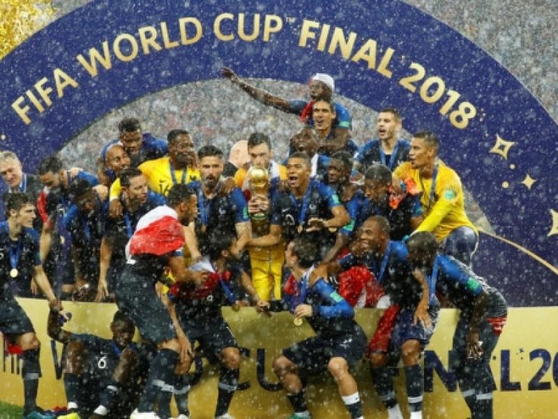 Μουντιάλ 2018: H Γαλλία στην κορυφή του ποδοσφαιρικού κόσμου