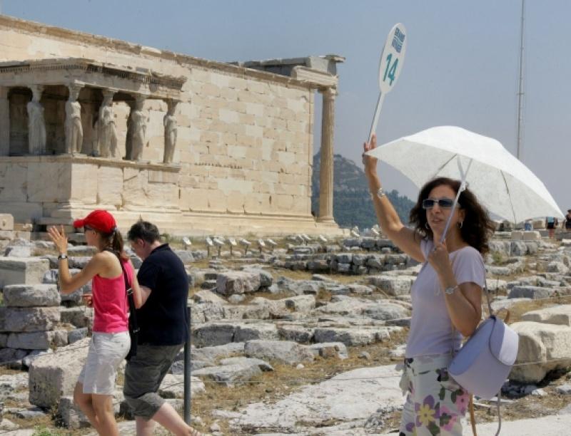 Αναζητούν 40 σπουδαστές για την Σχολή Ξεναγών Αθήνας - Υπεγράφη η προκήρυξη